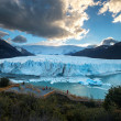 Stock Photo: Big glacier