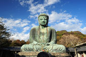 Japan great buddha — Stock Photo