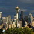Seattle downtown — Stock Photo