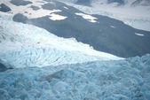 Alaska glacier — Stock Photo