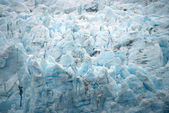 Glacier ice — Stock Photo