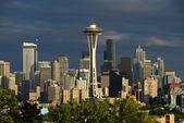Seattle downtown — Stock fotografie