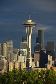 Space needle — Stock Photo
