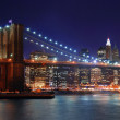 Brooklyn bridge — Stock Photo #33662233