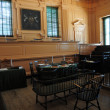 Independence hall inside — Stock Photo #33663777