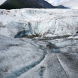 Stock Photo: Root Glacier