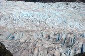 Glacier in alaska — Stock Photo