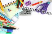 School stationery — Stock Photo