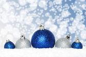 Vánoční složení — Stock fotografie