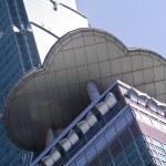 Modern office building — Stock Photo #14274929
