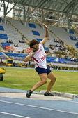 Track en veld concurrentie — Stockfoto