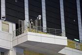Balkon arena — Stock fotografie