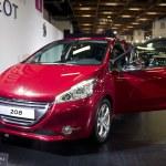 2013 new cars exhibition — Stock Photo #18078725