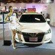 2013 new cars exhibition - Stockfoto