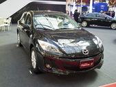 Nova exposição de carros 2013 — Foto Stock
