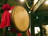 Chiński religijnych bębna — Zdjęcie stockowe