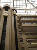 Elevator in bulding — Stock Photo