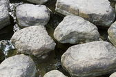 Step stone — Stock Photo