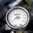 Speed meter — Stock Photo