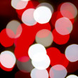 Colored bokeh - Stock Photo