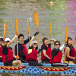 2013 Taipei Dragon Boat festival — Stock Photo