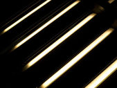Straight light pattern — Stock Photo