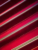 Red Carpet stairs — Stock Photo