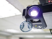 Video projector — Stock Photo