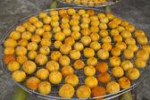 Persimmons under sunlight — 图库照片
