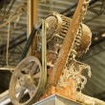 Rusty gear wheel — Stock Photo #37627383
