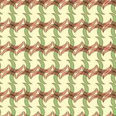 Ziemlich geometrische nahtlose muster — Stockvektor