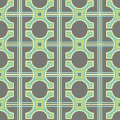 Bunte abstrakte geometrische muster — Stockvektor