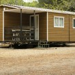 Mobile homes — Stock Photo