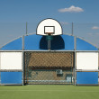 Basketball court — Stock Photo #13526839