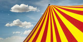 Circus dome — Stock Photo