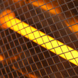 Electric heater - Stock Photo
