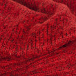 Handmade knit red background — Stock Photo #16947819