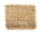 Burlap background — Foto de Stock