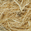 Stock Photo: Straw close up background