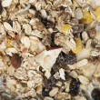 Muesli breakfast in a bowl — Stock Photo