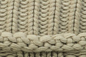 Old knit sweater background — Stock Photo