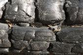 Close up coal — Stock Photo
