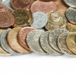 Stacks of coins — Stock Photo #26224455