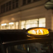 Taxi in London — Stock Photo #36651875