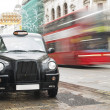 Taxi in London — Stock Photo #36652471