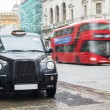 Taxi in London — Stock Photo #36652497
