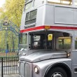 Stock Photo: Vintage bus in London.