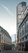 Buildings in city of London — Stock Photo