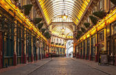 London Leadenhall market — Stock Photo