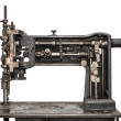 Vintage sewing machine — Stock Photo #37926165